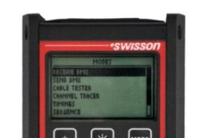 画像2: Swisson DMX Measurement Tool/Tester - XMT-120A