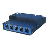 TMB ProPlex GBS GigaBit Ethernet Mini PortableMount Switch