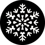 GONG 25024 SNOW CRYSTAL 02