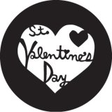 GONG 22211 VALENTINE'S DAY