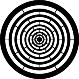 77762 Concentric Rings Jules Fisher