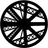 78465 Abstract Truss