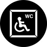 77673 (DHA# 673) Disabled WC
