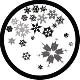 81205 Moment Factory Snowflake