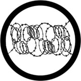 78031 (DHA# 8031) Barbed Wire 2