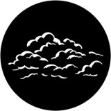 78170 (DHA# 8170) Cloud Outlines