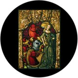 86673 Medieval Stained Glass