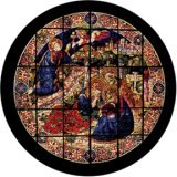 86676 Devotional Stained Glass 2
