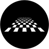 78053 (DHA# 8053) Perspective Chessboard