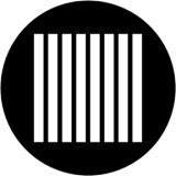 79655 (DHA# 99655) Jail Bars Vertical