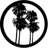 77283 (DHA# 7283) Double Palm
