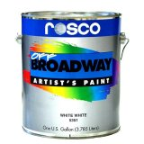 Rosco Off Broadway Paint(1ガロン缶)