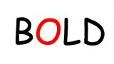 BOLD(ボールド)